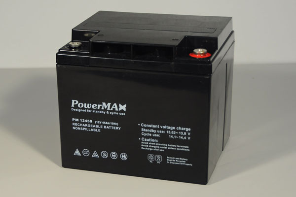 Akumulator 45Ah/12V - PowerMax