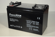 Akumulator 100Ah/12V - PowerMax