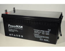 Akumulator 200Ah/12V - PowerMax