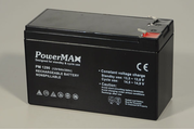 Akumulator 9Ah/12V - PowerMax